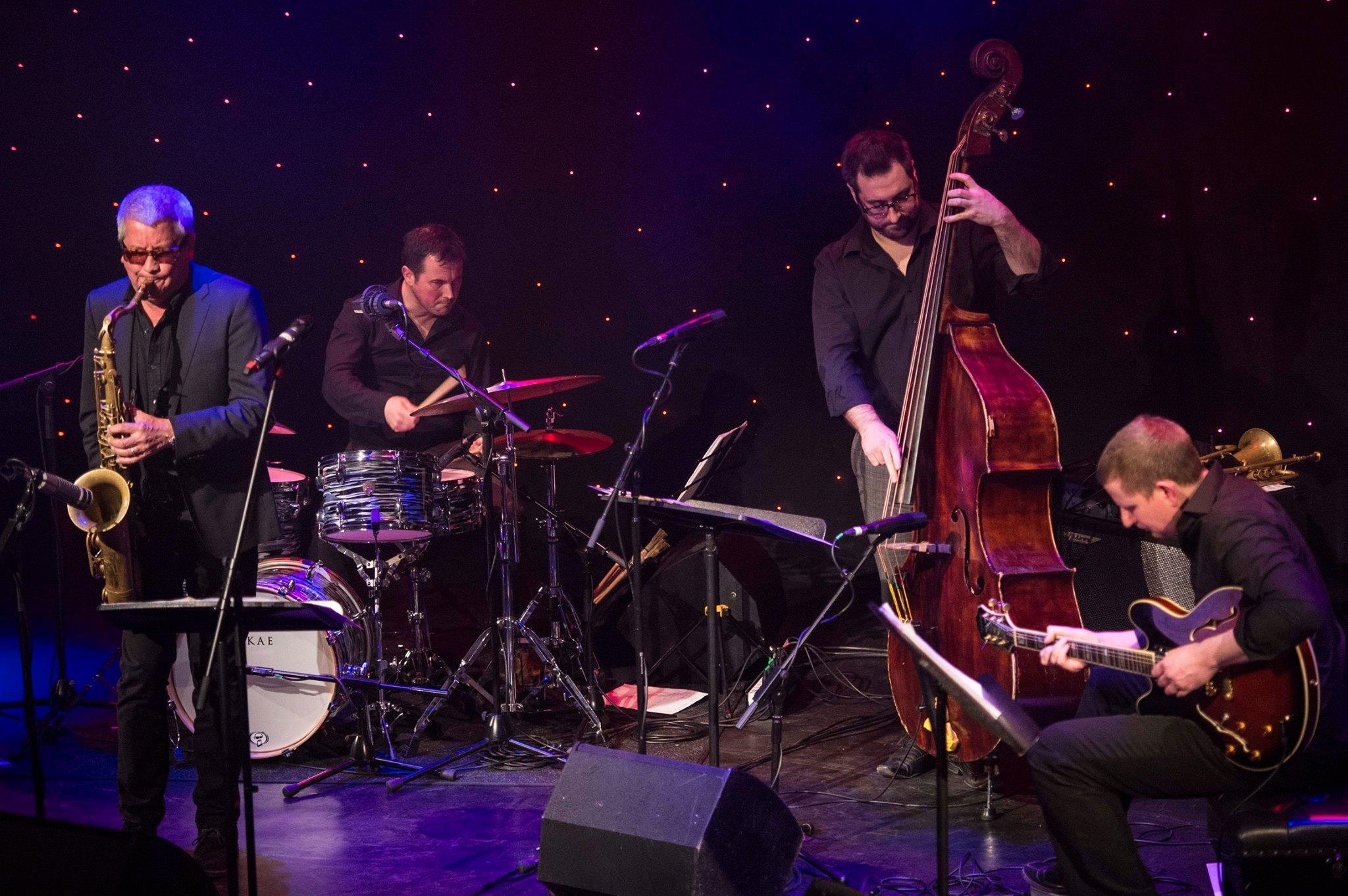 Andy Sheppard's 'Hotel Bristol' - Liverpool International Jazz Festival, 2015