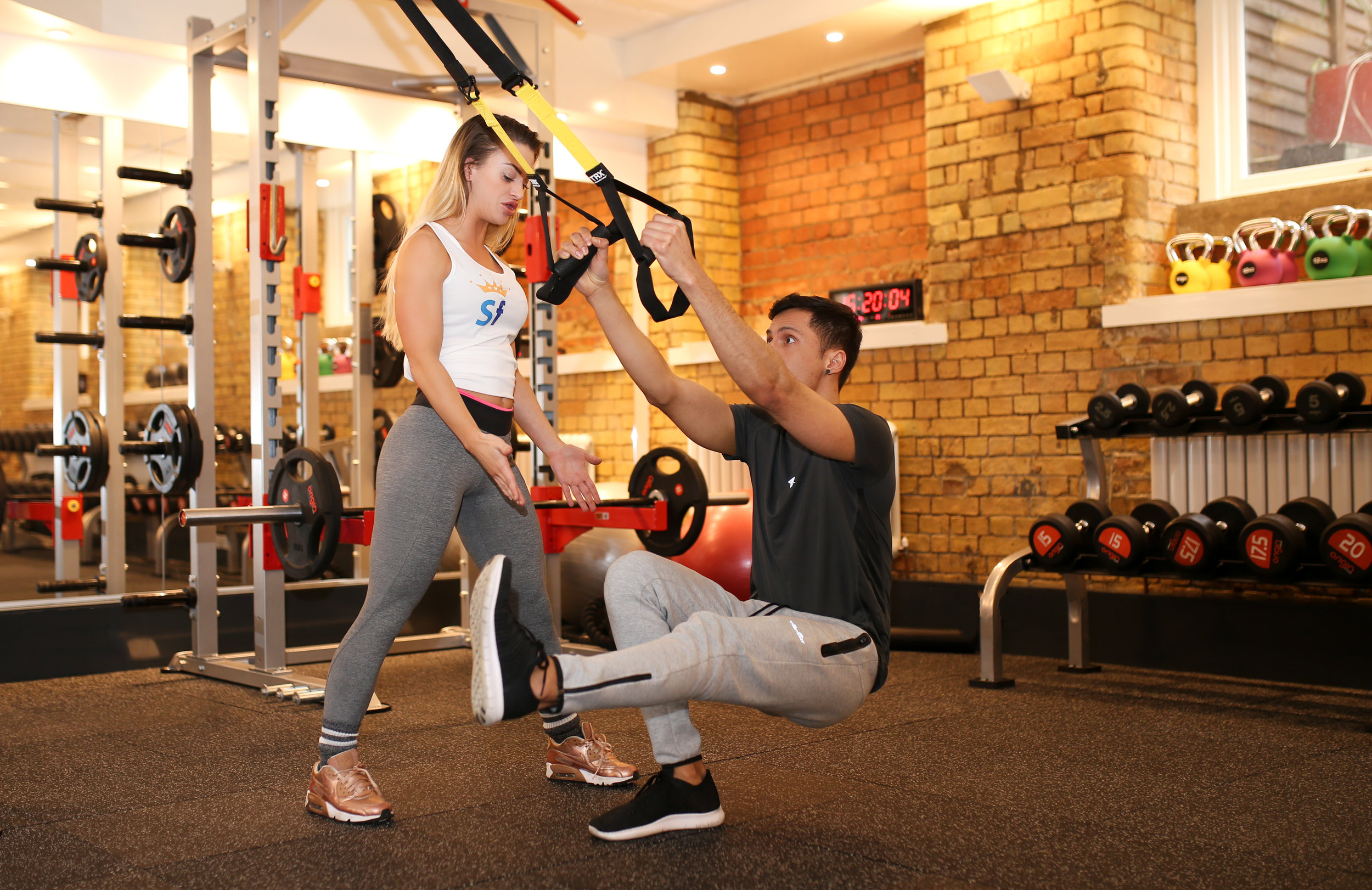 scandinavian fitness, personal training, london, notting hill, fitness, training