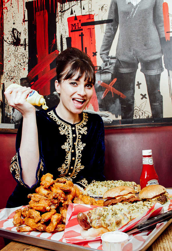 Gizzi Erskine, The Independent Magazine