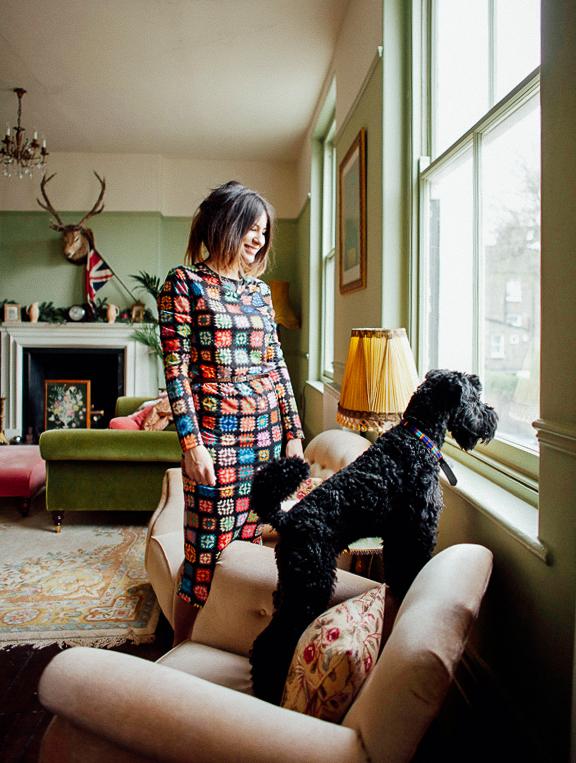 Anna Barnett, Grazia Magazine