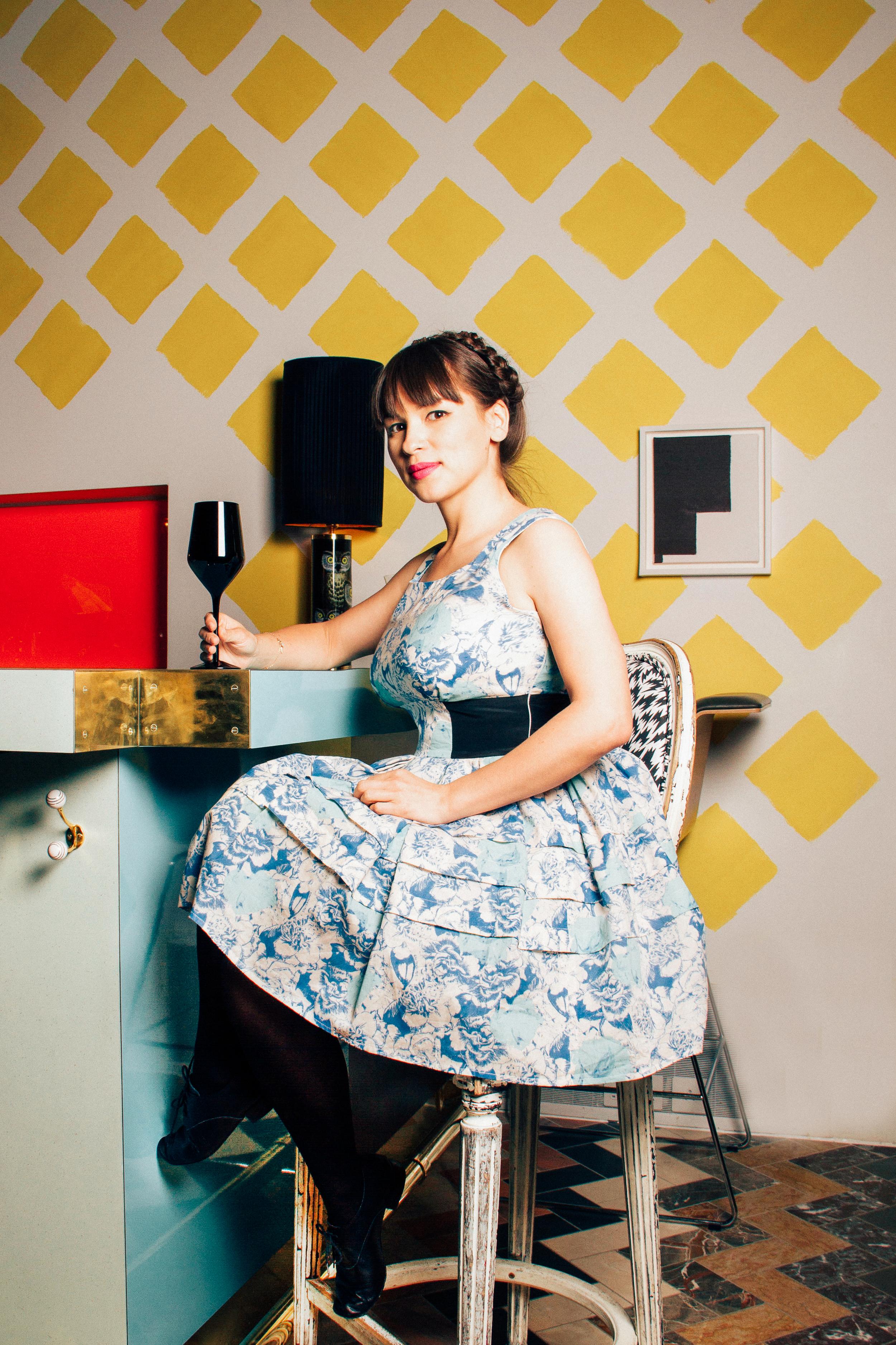 Rachel Khoo, Fabulous Magazine