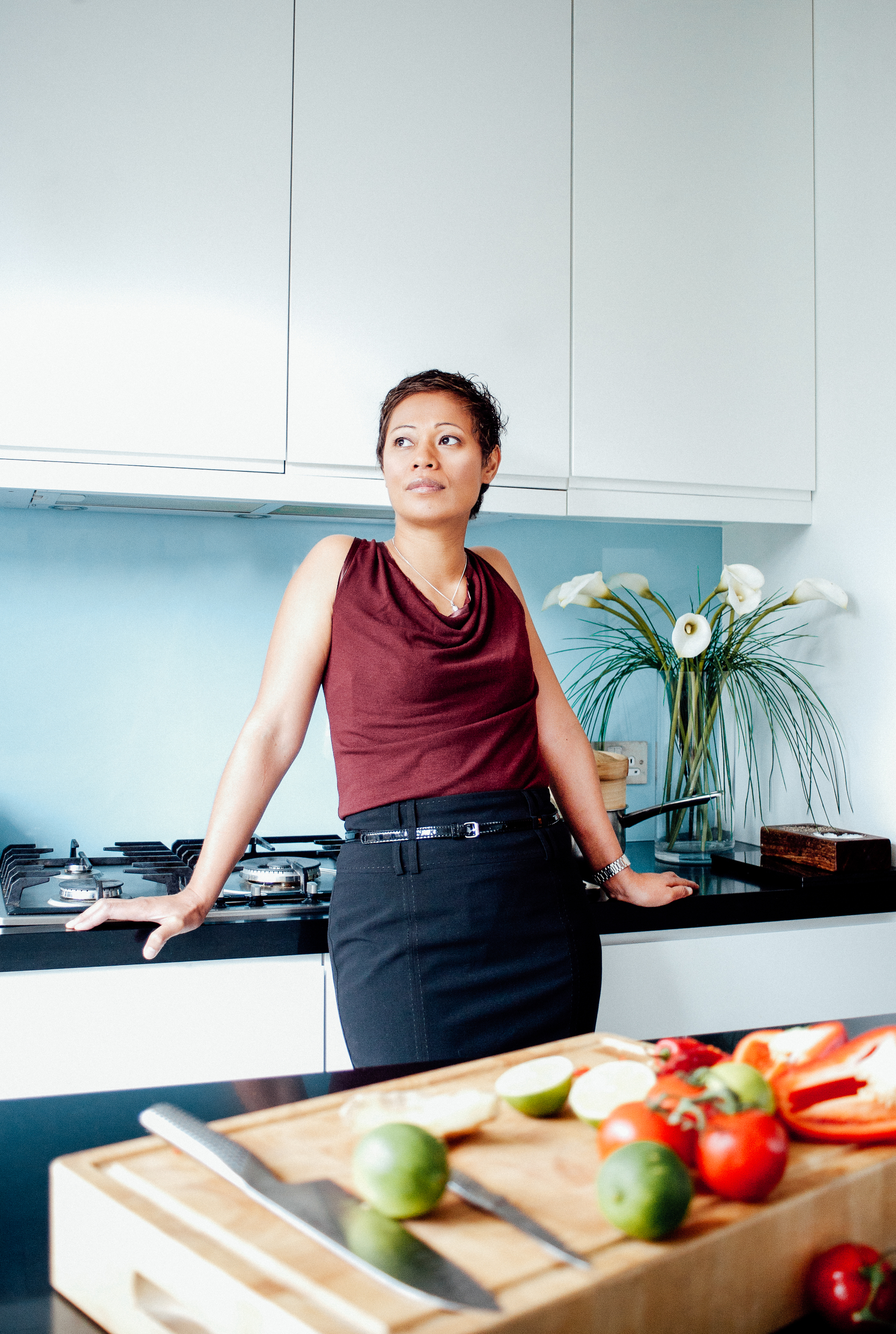 Monica Galetti, The Independent New Review