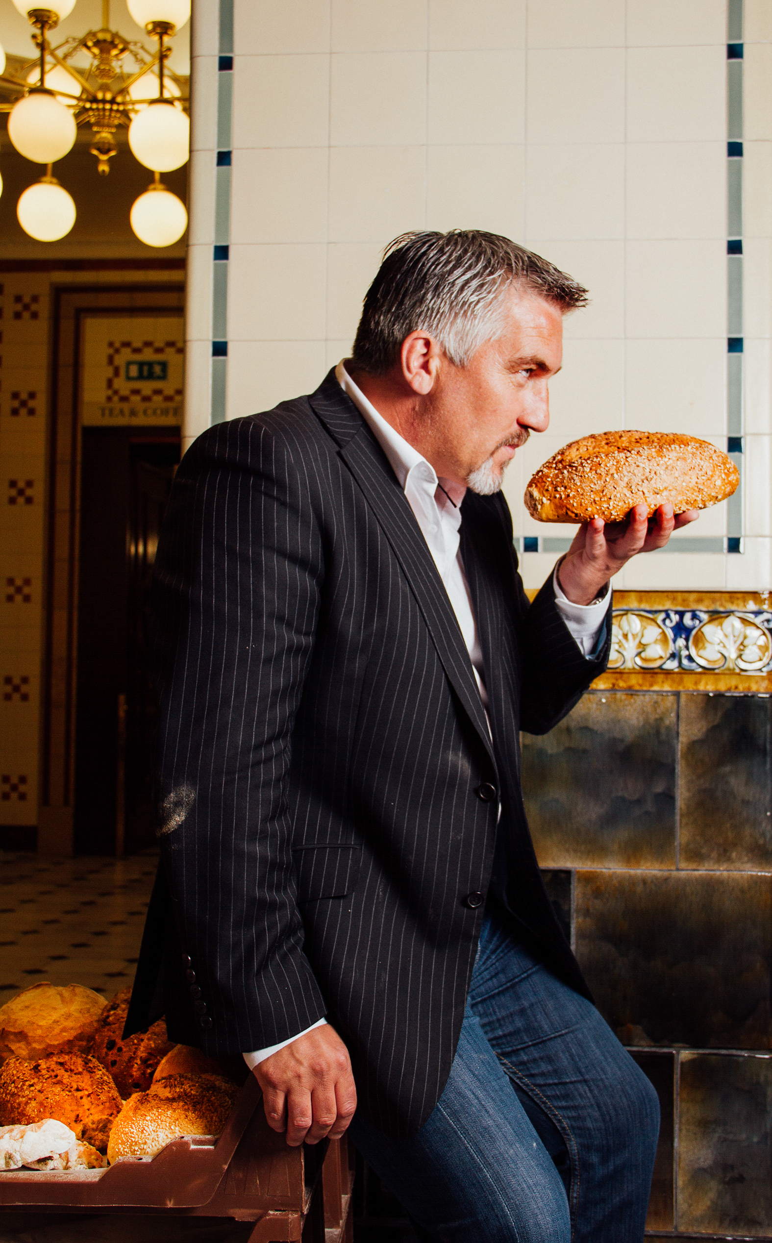 Paul Hollywood, The Independent New Review