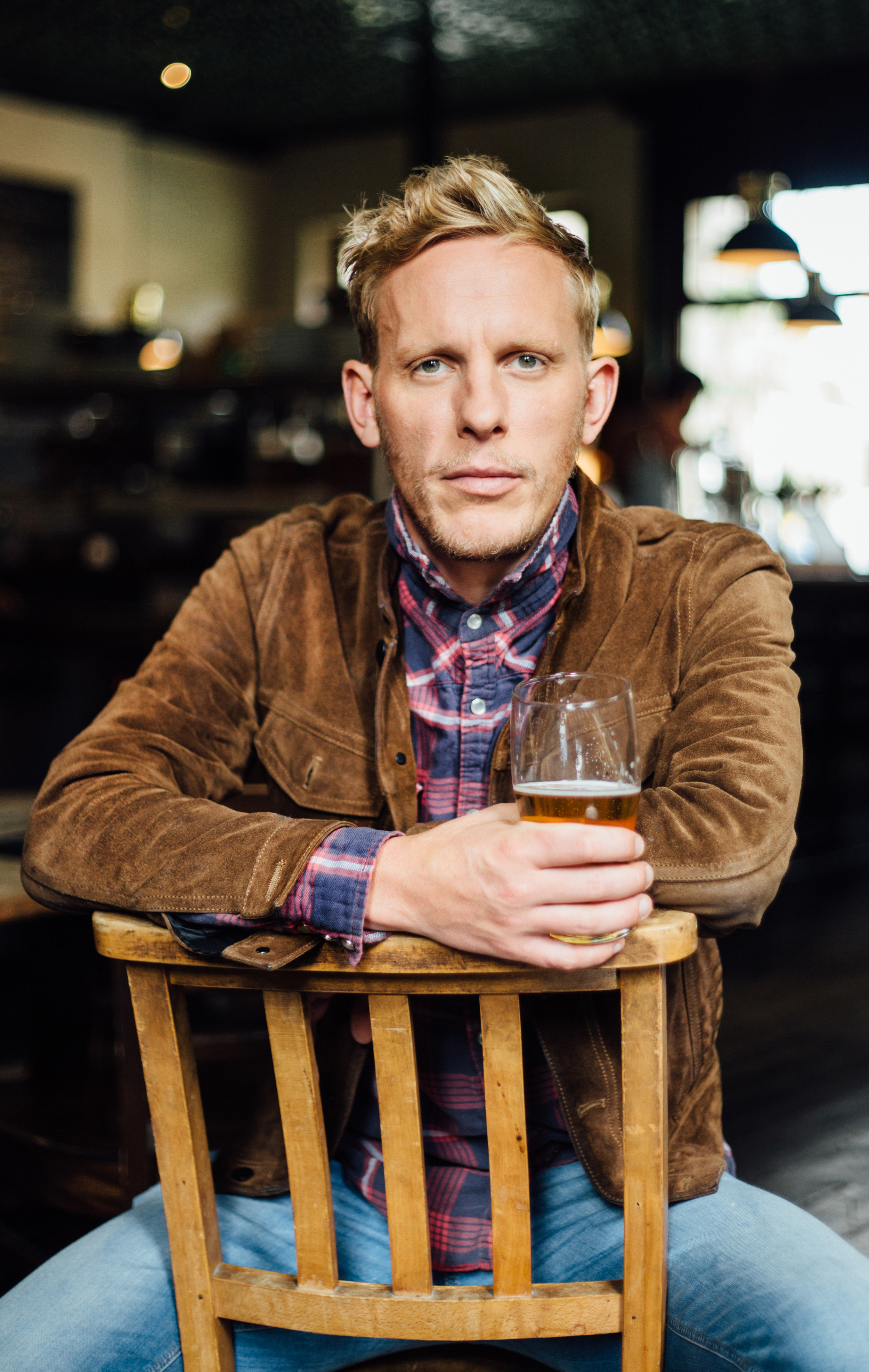 Laurence Fox, The Times