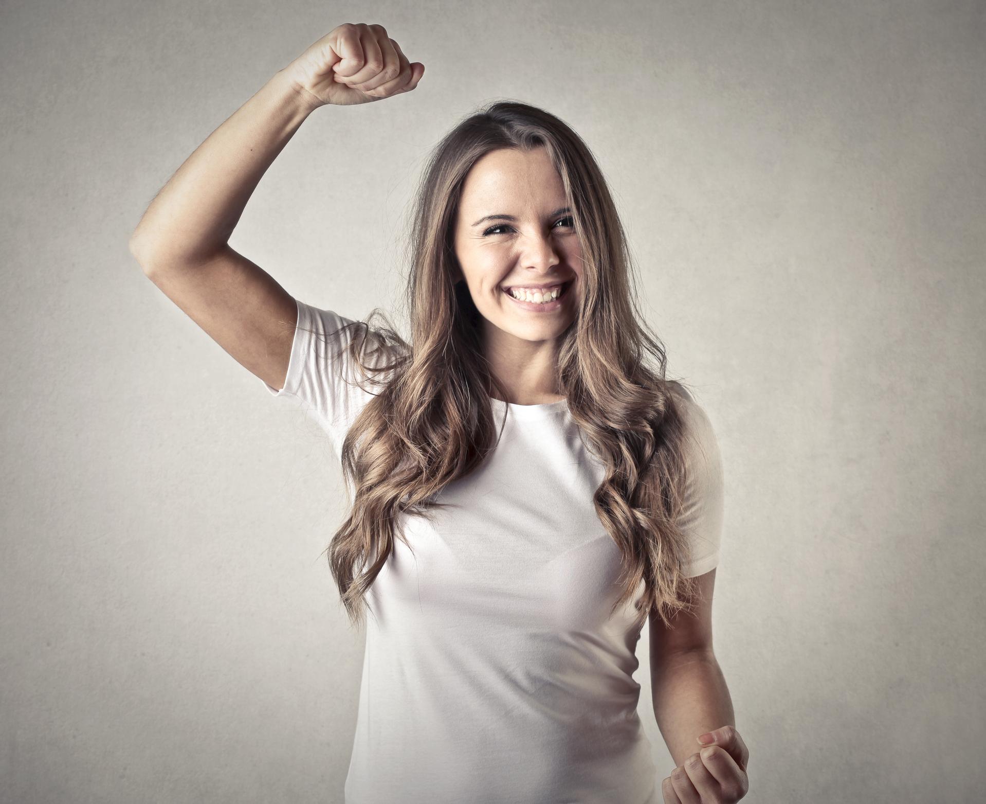 Strength, positivity, fiercely positive, girl power, girl boss, women entrepreneurs, The Buzz Maker, the TBM Advantage, Public Relations, PR.