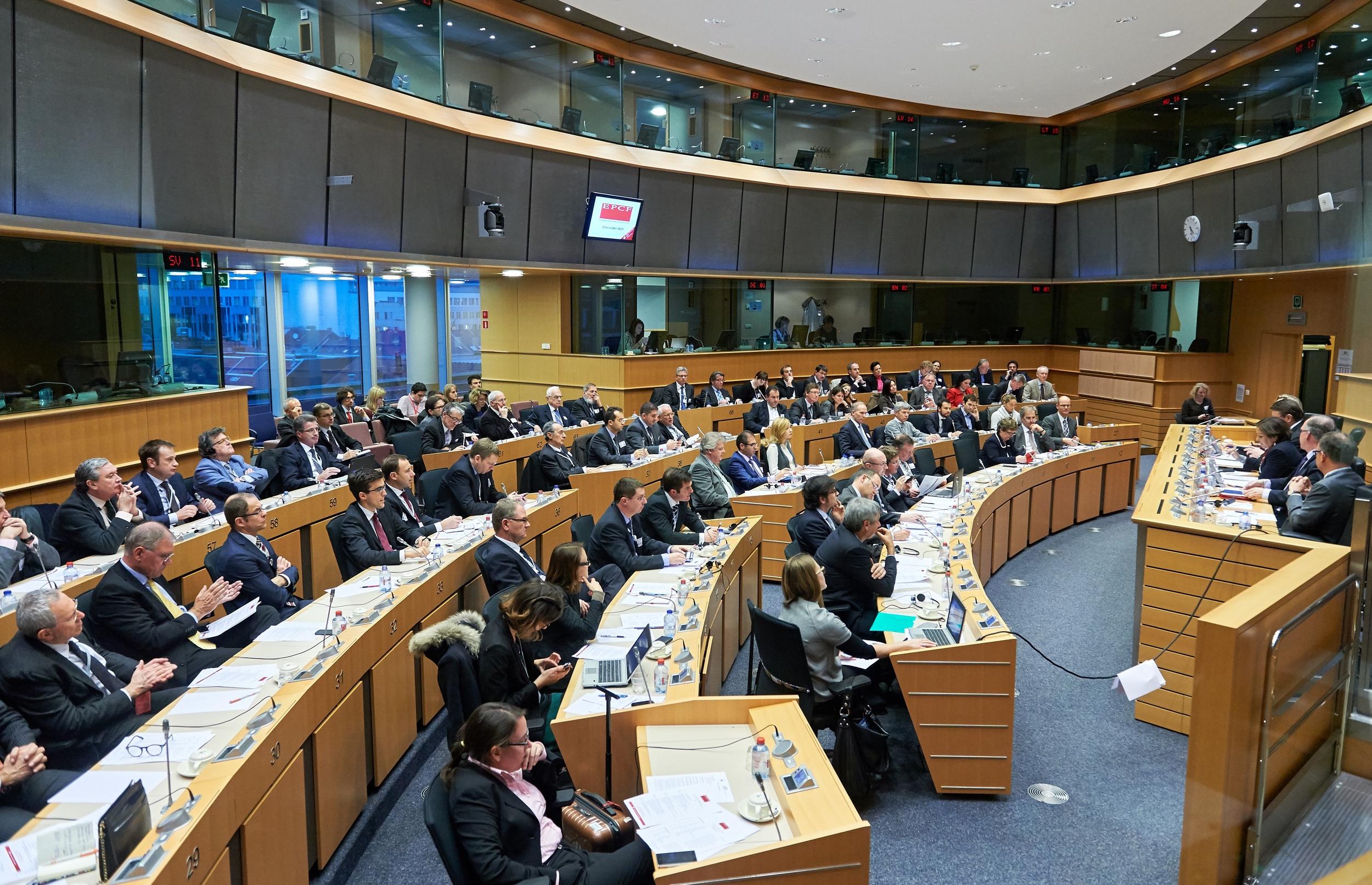 European Parliament Ceramics Forum   A cross-party interinstitutional platform   About