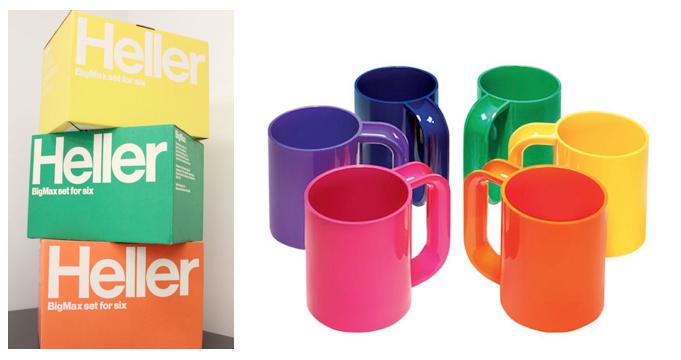 Further designs for Heller