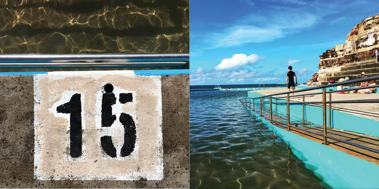 Sydney's Norther Beaches, Collaroy Pool,Photography: Marcus Hay for SMH, Inc