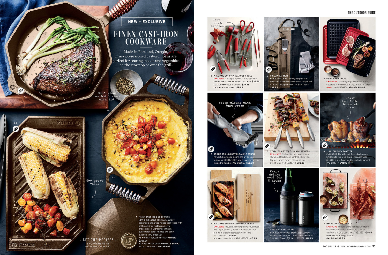 Photography: Anna Williams, Prop Styling: Marcus Hay for SMH, Inc, Food Styling by George Dolese