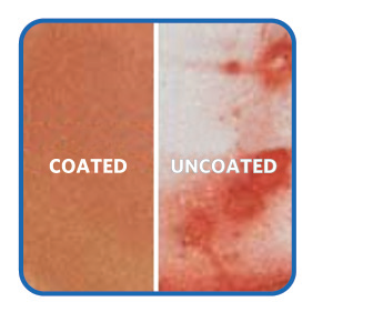 Left Uncoated, a Surface Can Become Encrusted. pHreeCOAT™ Prevents the Encrustation & Calcification of Medical Devices, Maintaining Performance, Comfort & Safety.