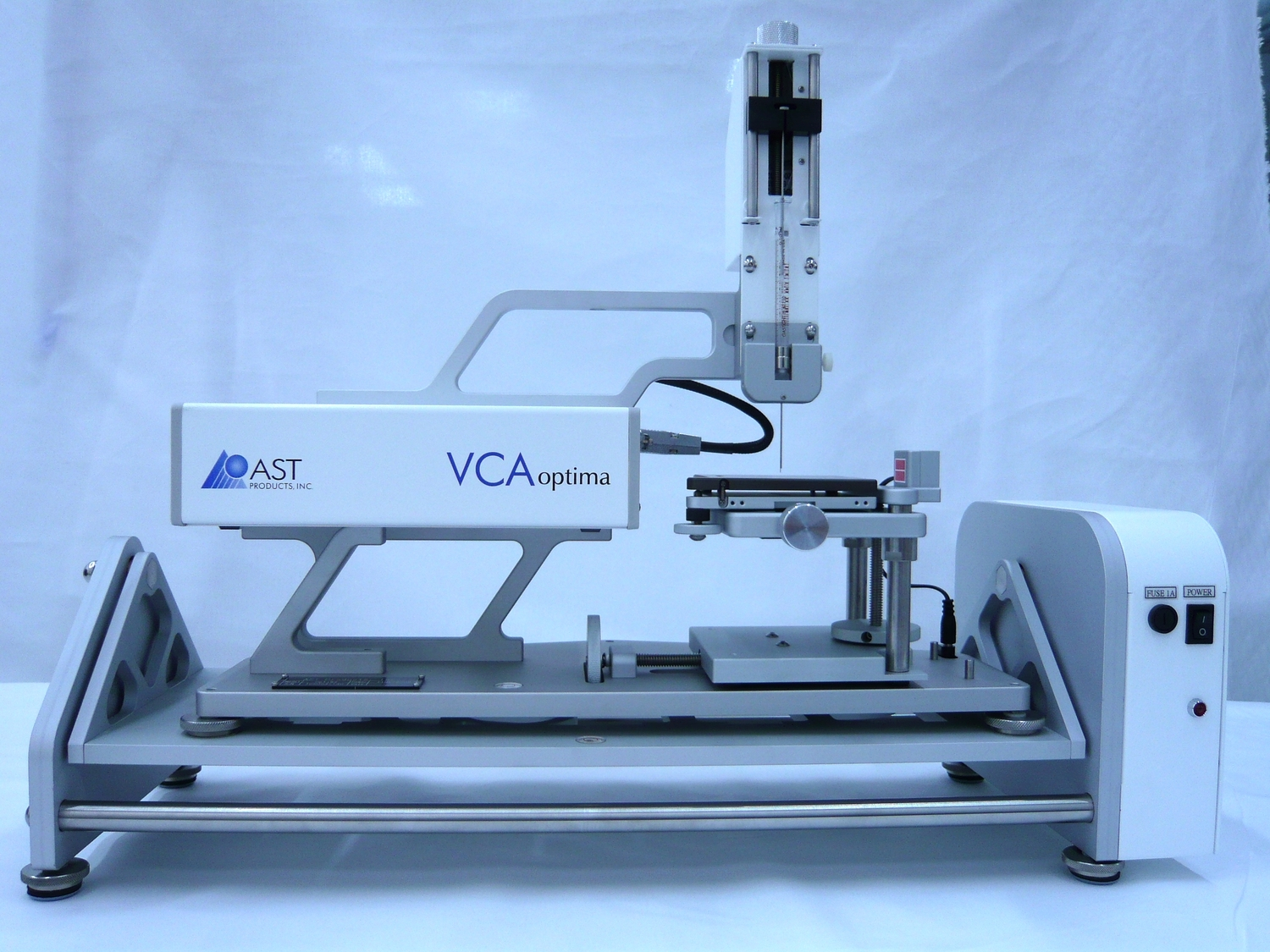 Video Contact Angle System VCA Optima. Measure Contact Angle & Surface Energy