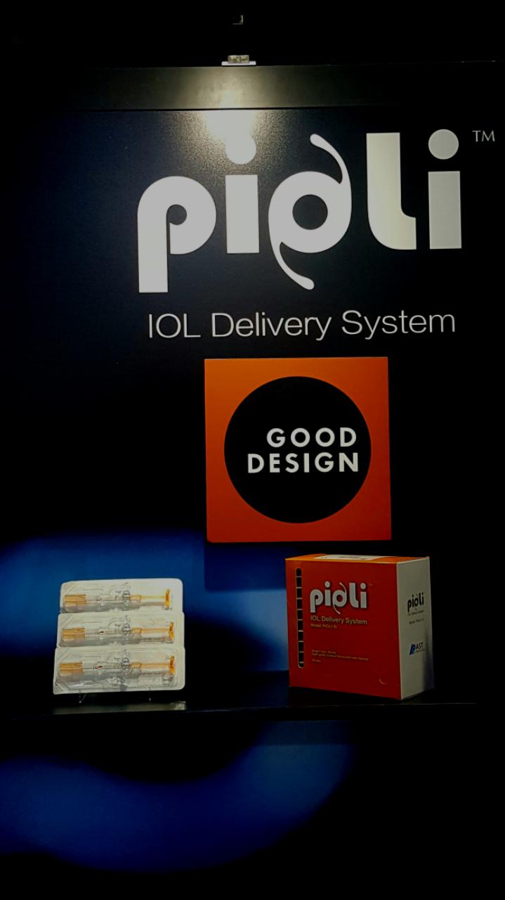 Pioli IOL Delivery System