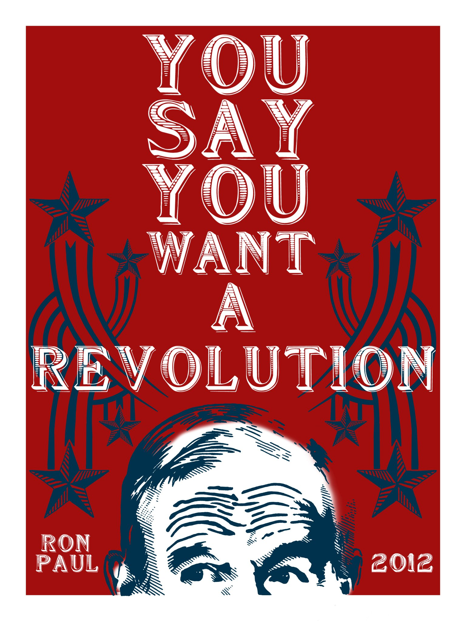 Ron Paul 2012 Ad