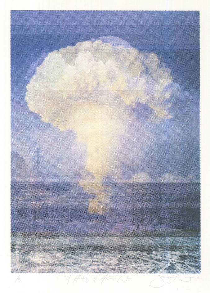 A History of Atomic War