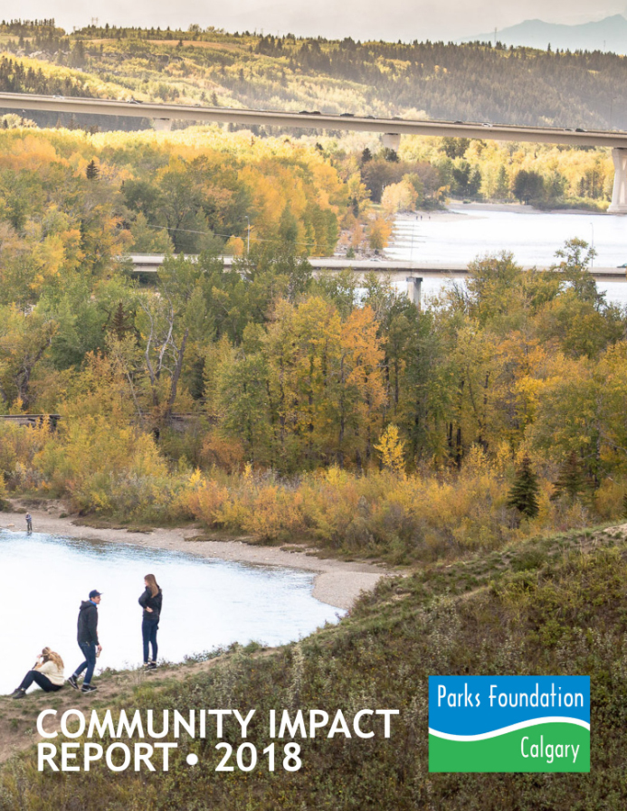 CLICK HERE TO SEE    THE PARKS FOUNDATION, CALGARY(AS AGENT FOR THE CITY OF CALGARY)FINANCIAL STATEMENTS FOR THE YEAR ENDED DECEMBER 31, 2018