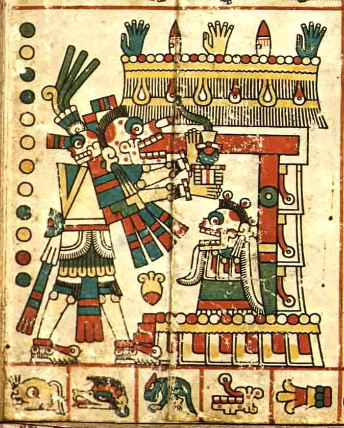 Mictlantecuhtli, Lord of the dead