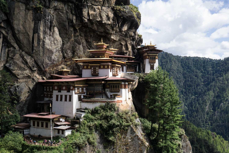 Tigers Nest monastery