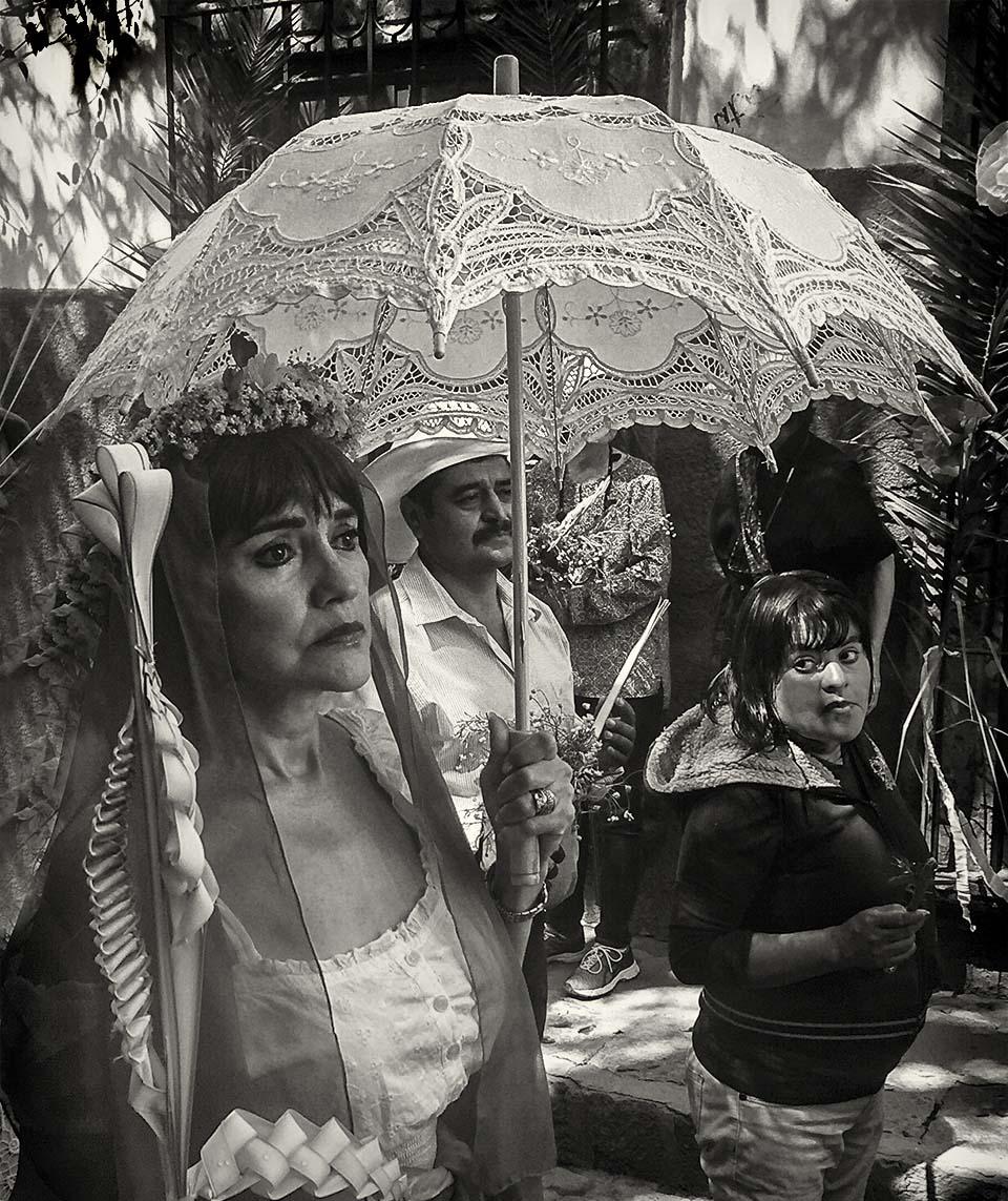 Palm Sunday, San Miguel de Allende