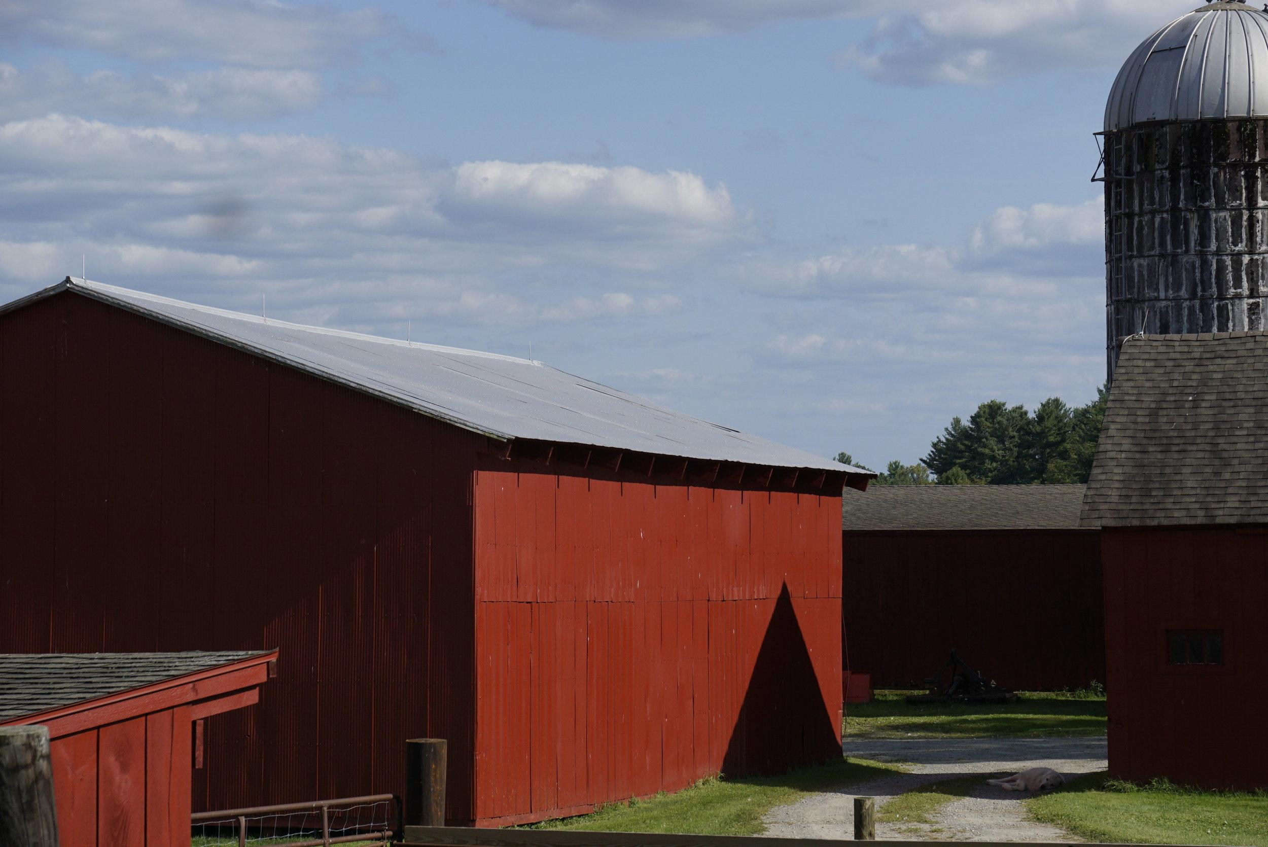 Barns, Great Barrington, MA