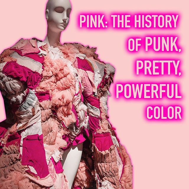 Color is a big part of our work at style council, so this week we thought we'd visit FIT's latest exhibition. The exhibition is titled Pink: The History of a Punk, Pretty, and Powerful Color.  Check out our blog post for more info && check out the exhibit if you have time!! 💘💘#HistoryofPink . . . . . #pink #textilestudio #surfacedesign #history #color #inspiration #blog #newblogpost #textiles #fashion #FITmuseum #muesum #inspring #inspiring #fashionblogger #fashionart #fashionist #nyc #newyork #surfacedesigner