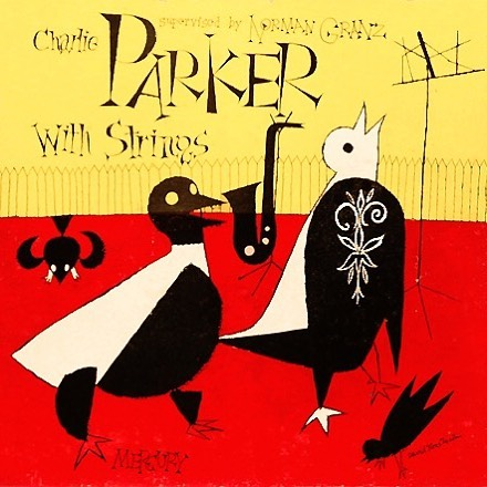 Classic Jazz. Classic design. #charlieparker