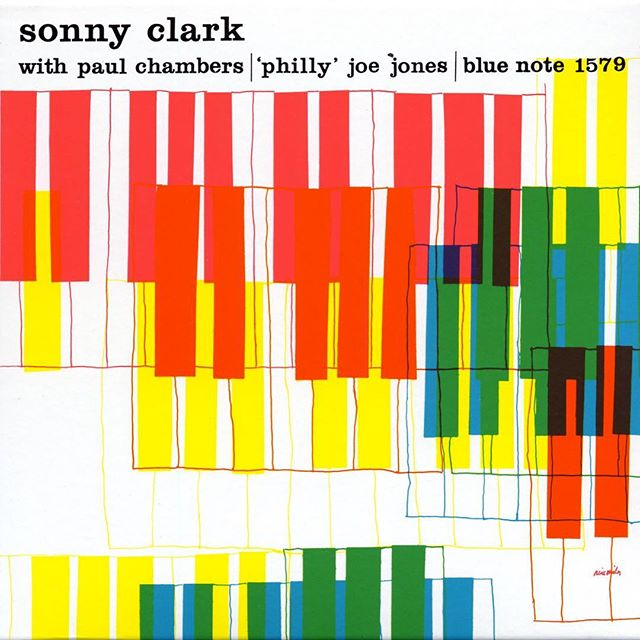 Sonny Clark. Blue Note. 🎼❤️