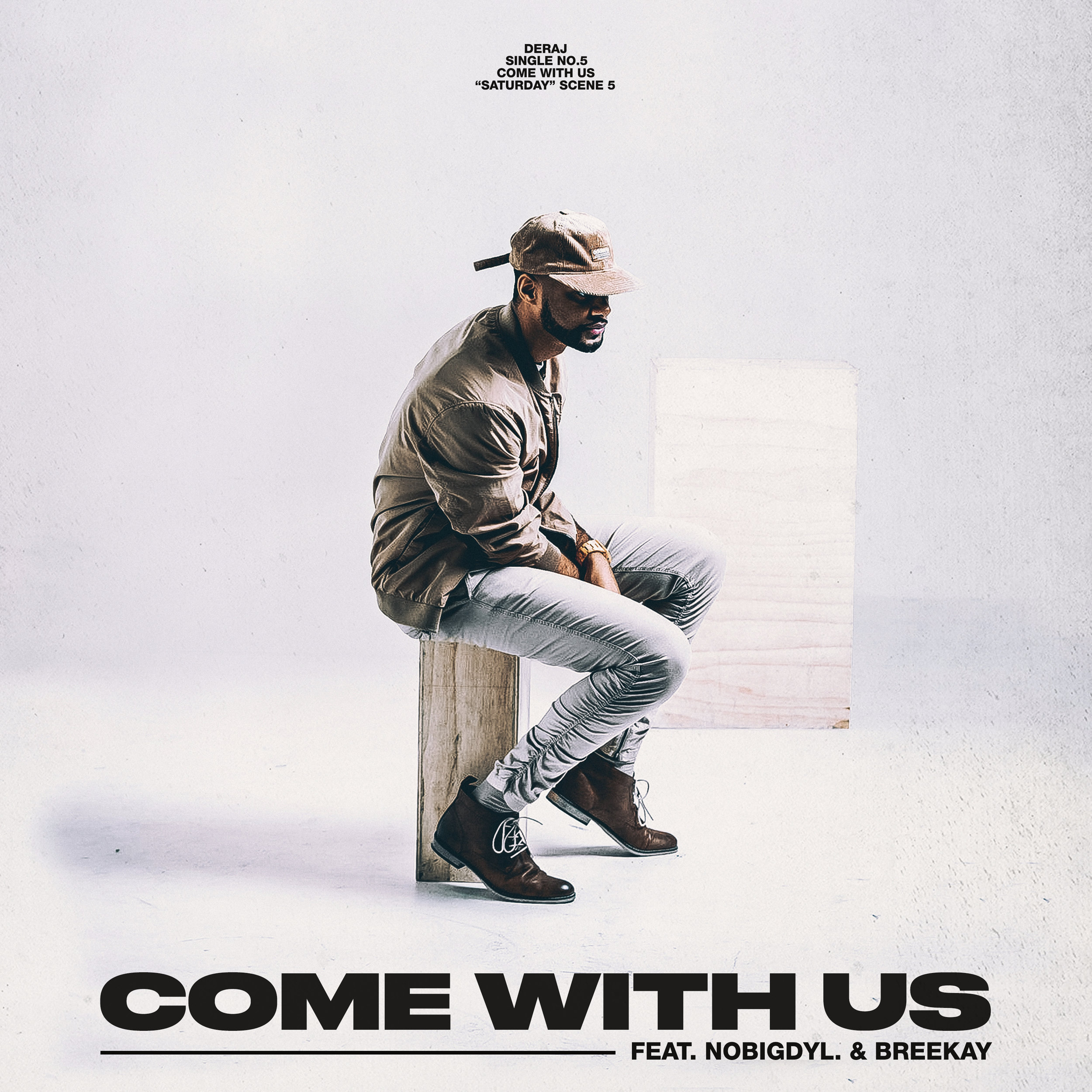 Deraj - Come With Us (Cover).jpg