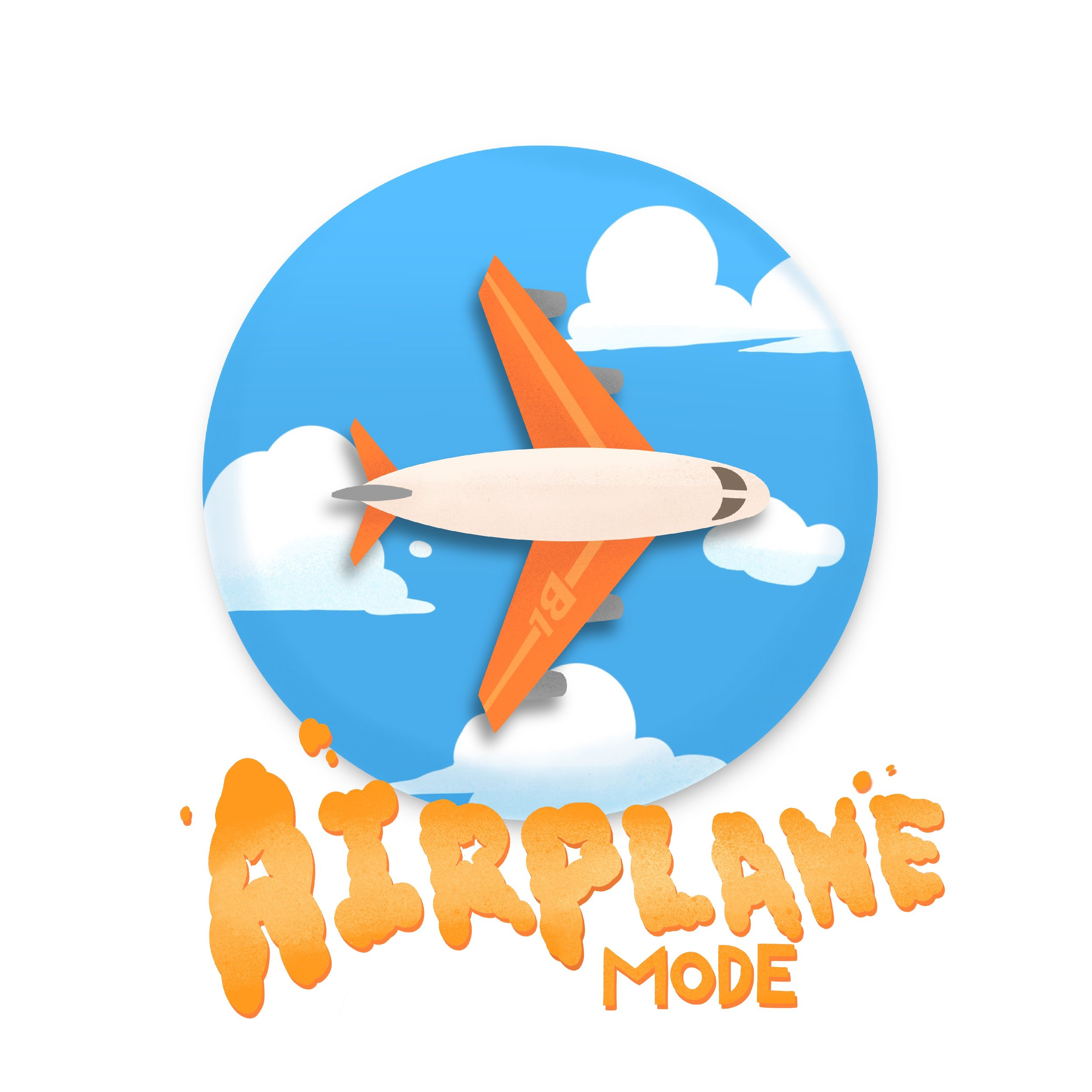 Airplane Mode Cover Art.JPG