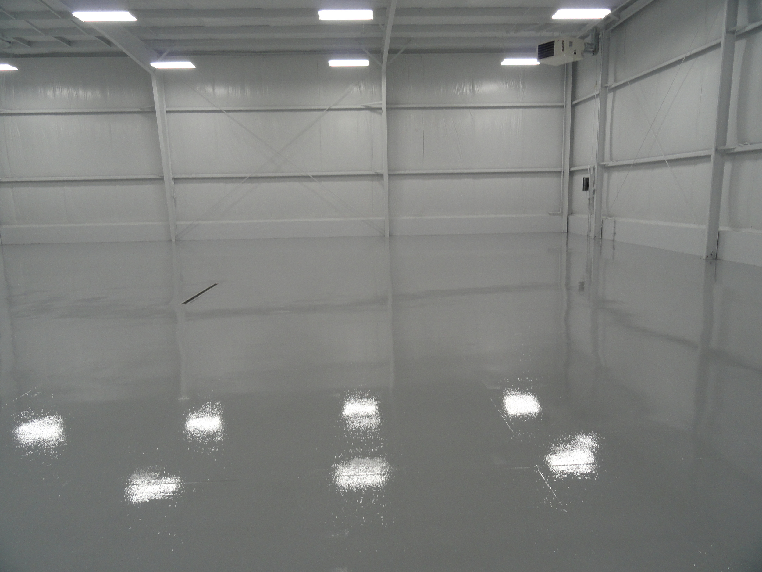 Resinous Coating — GLL Concrete Protection