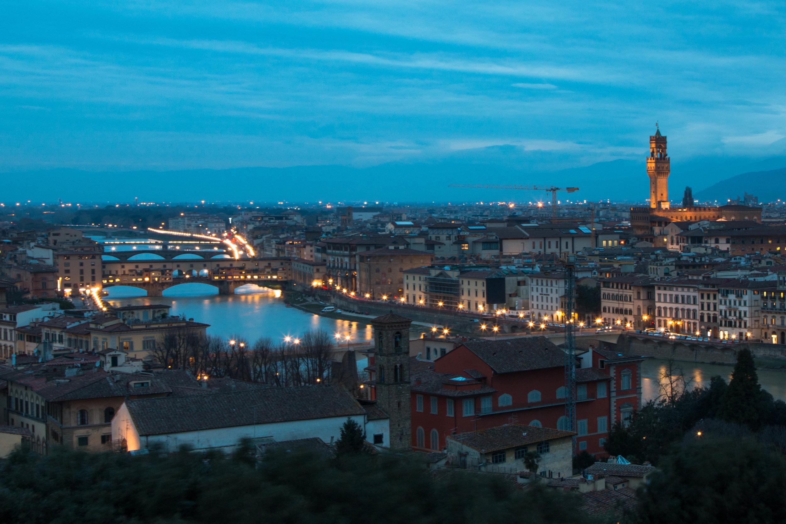 Italian Panoramas