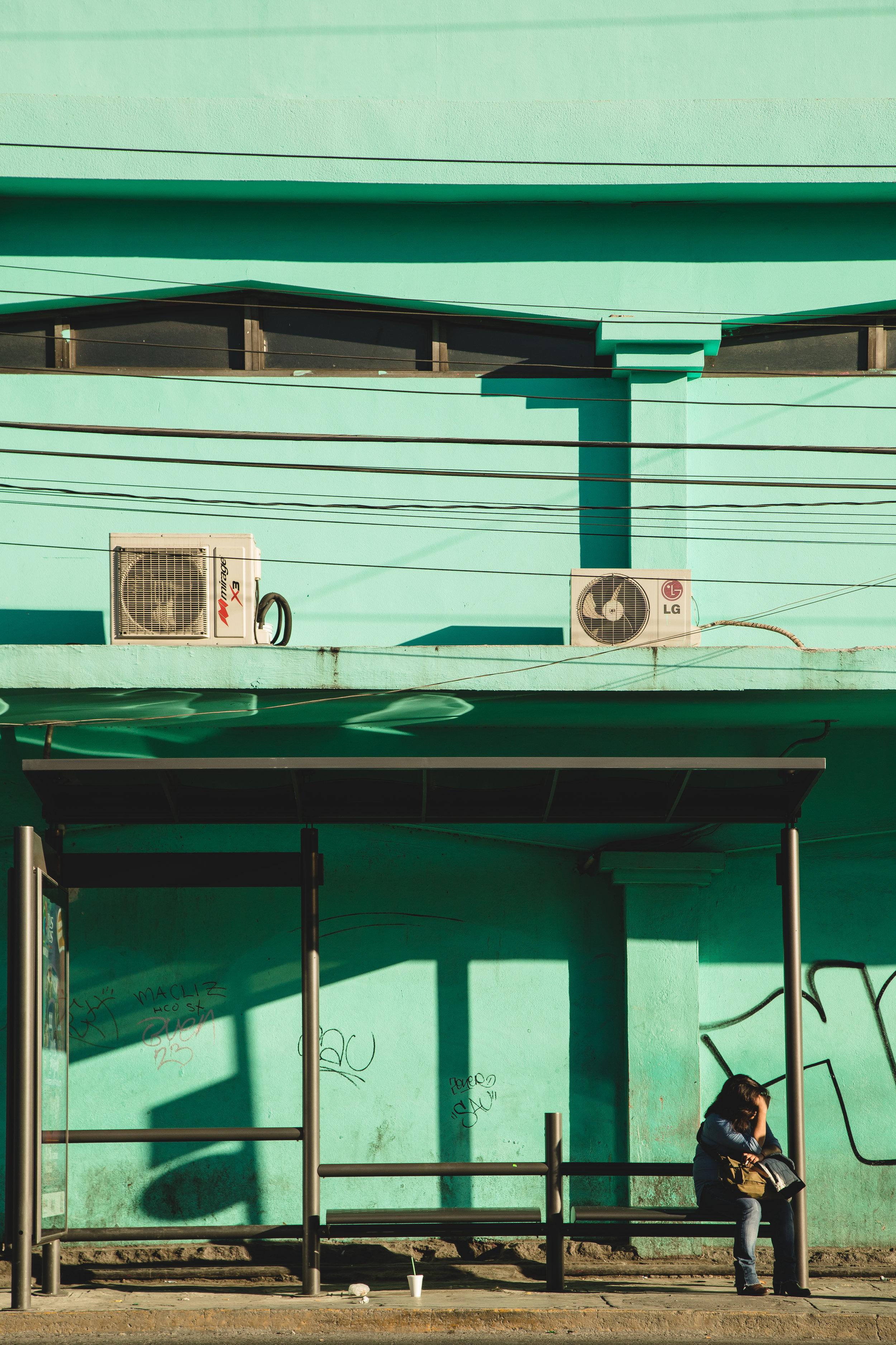 Seen in Monterrey.