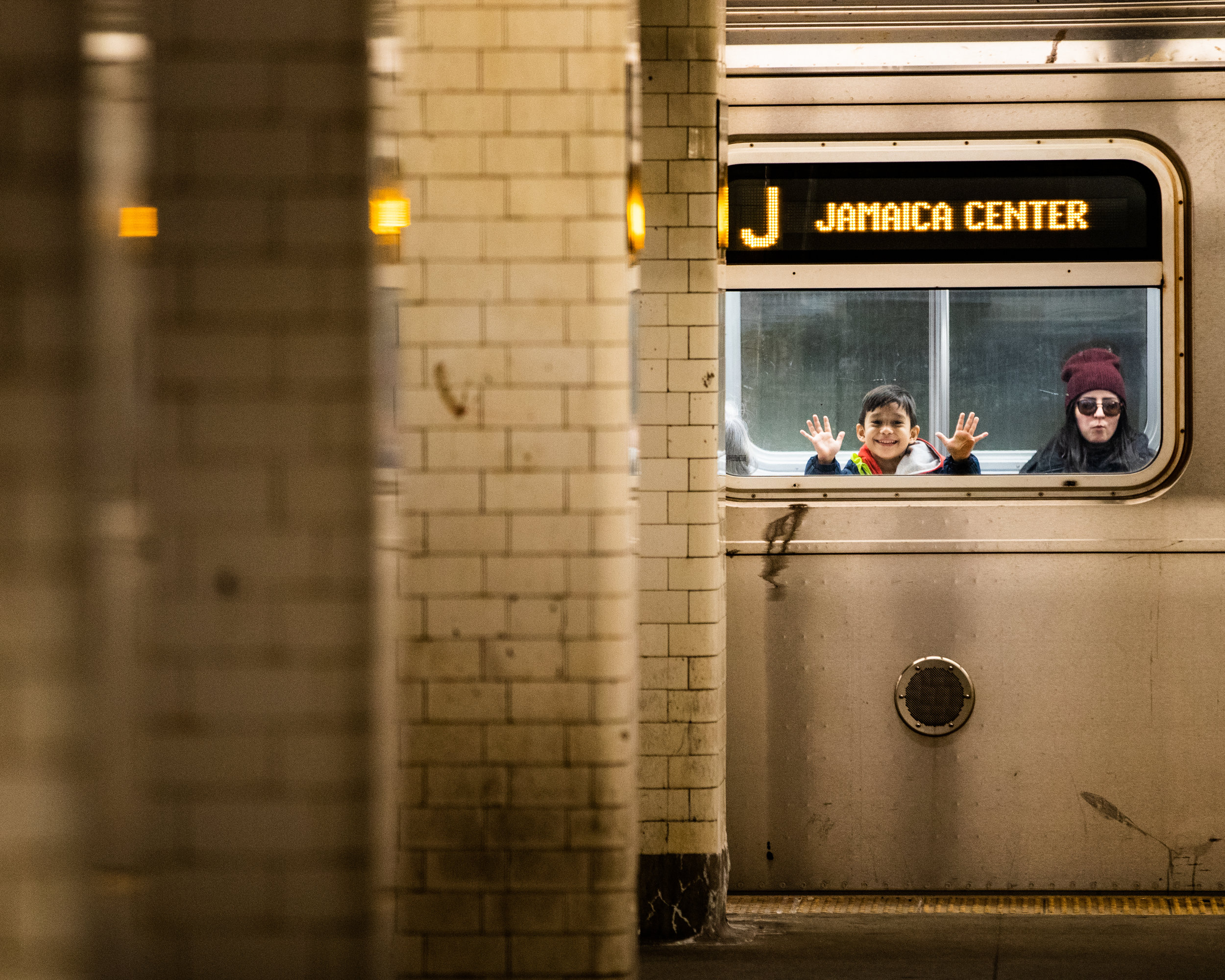 12 Hours Photographing Subways