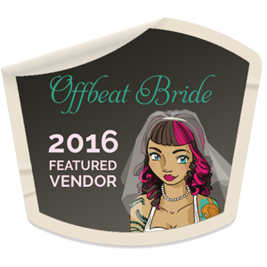 http://offbeatbride.com/2016/02/backyard-vegan-wedding