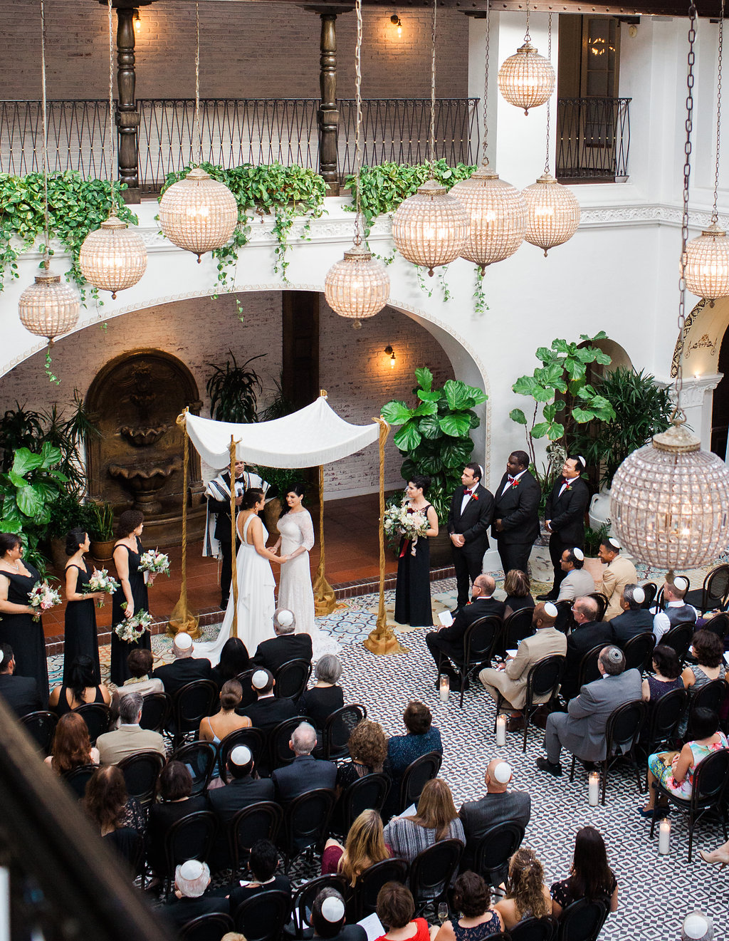 Photographer:  Casey Brodley , Florals:  The Flower Lab , Chuppah:  Chuppah Studio