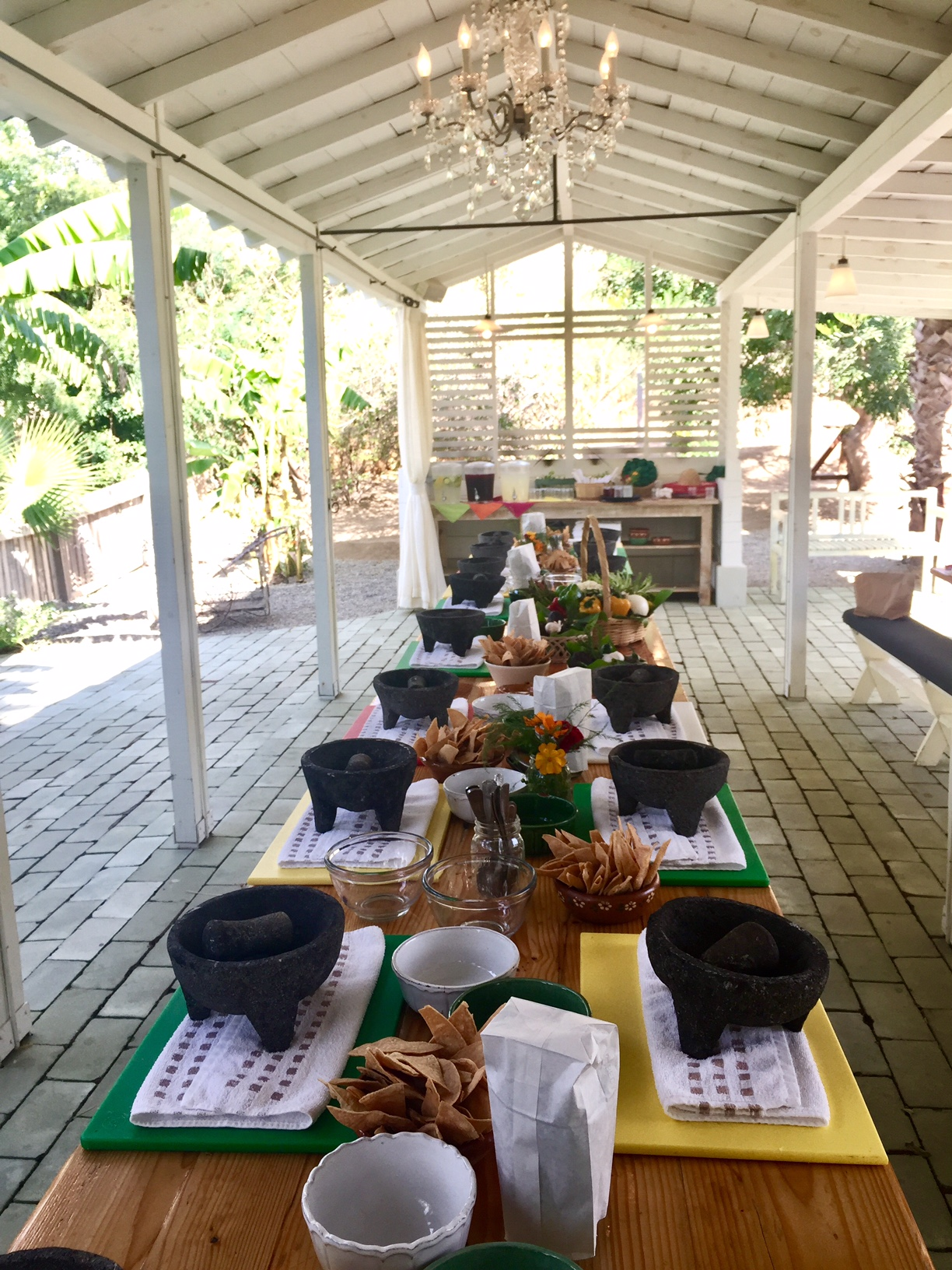 Flora Farms Wedding Venue- Cooking Class