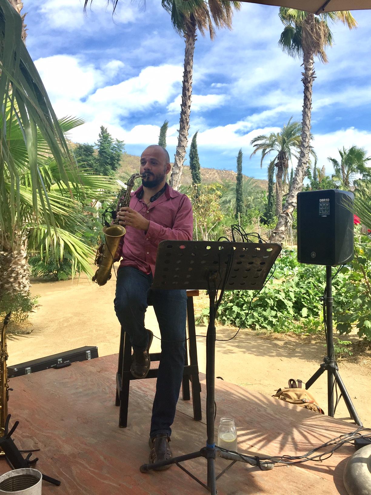 Flora Farms Wedding Live Music