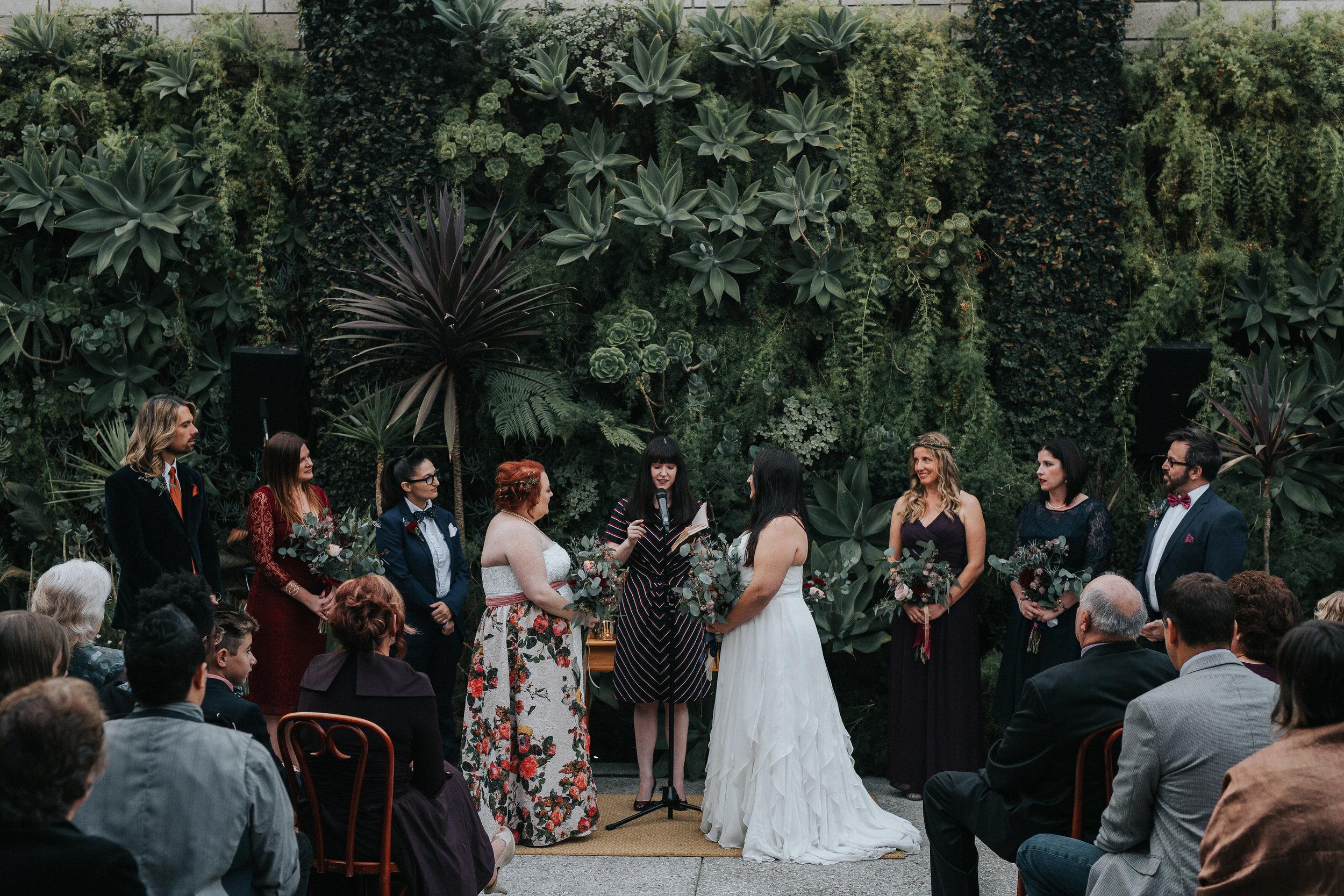 SmogShoppe same sex wedding