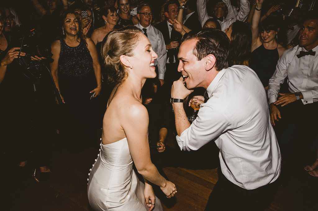Paramour Estate Wedding, Ballroom Reception, Romantic Black Tie Wedding at Paramour Mansion, Los Angeles Venue, Planning by Art & Soul Events, EP Love Photography, Bride & Groom Dance
