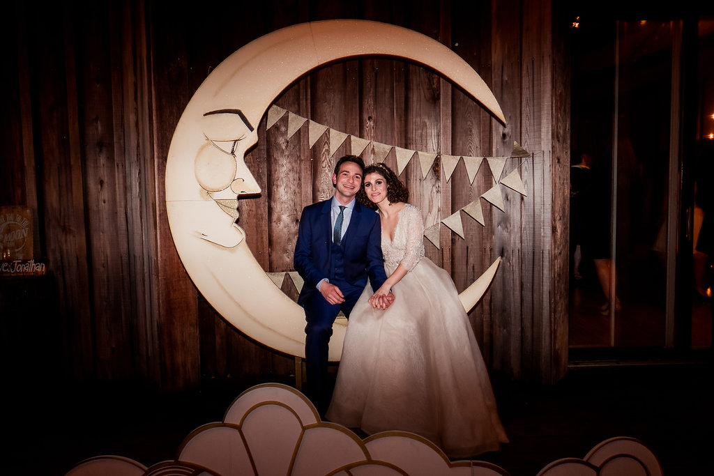 Magical Woodland California Wedding Venue, Sequoia Retreat Center, Art & Soul Events, Nordica Photo, Paper Moon Shoppe Photo Booth Backdrop
