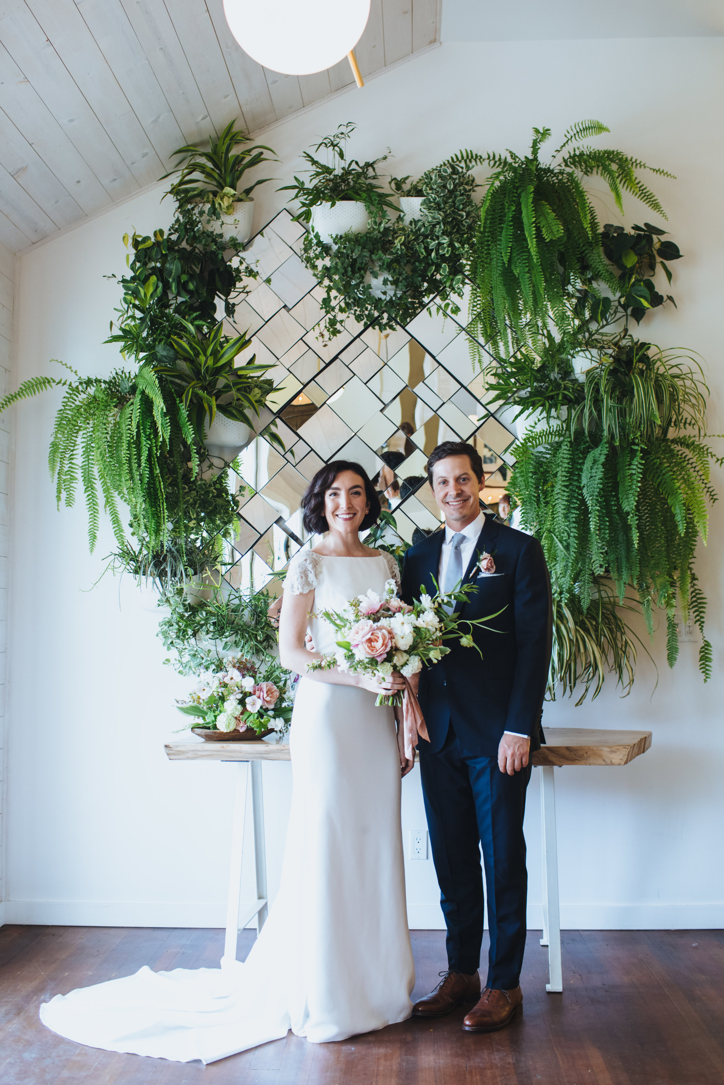 Whitney + Michael   // Photographer:  Rad + In Love , Floral Designer: Moon Canyon
