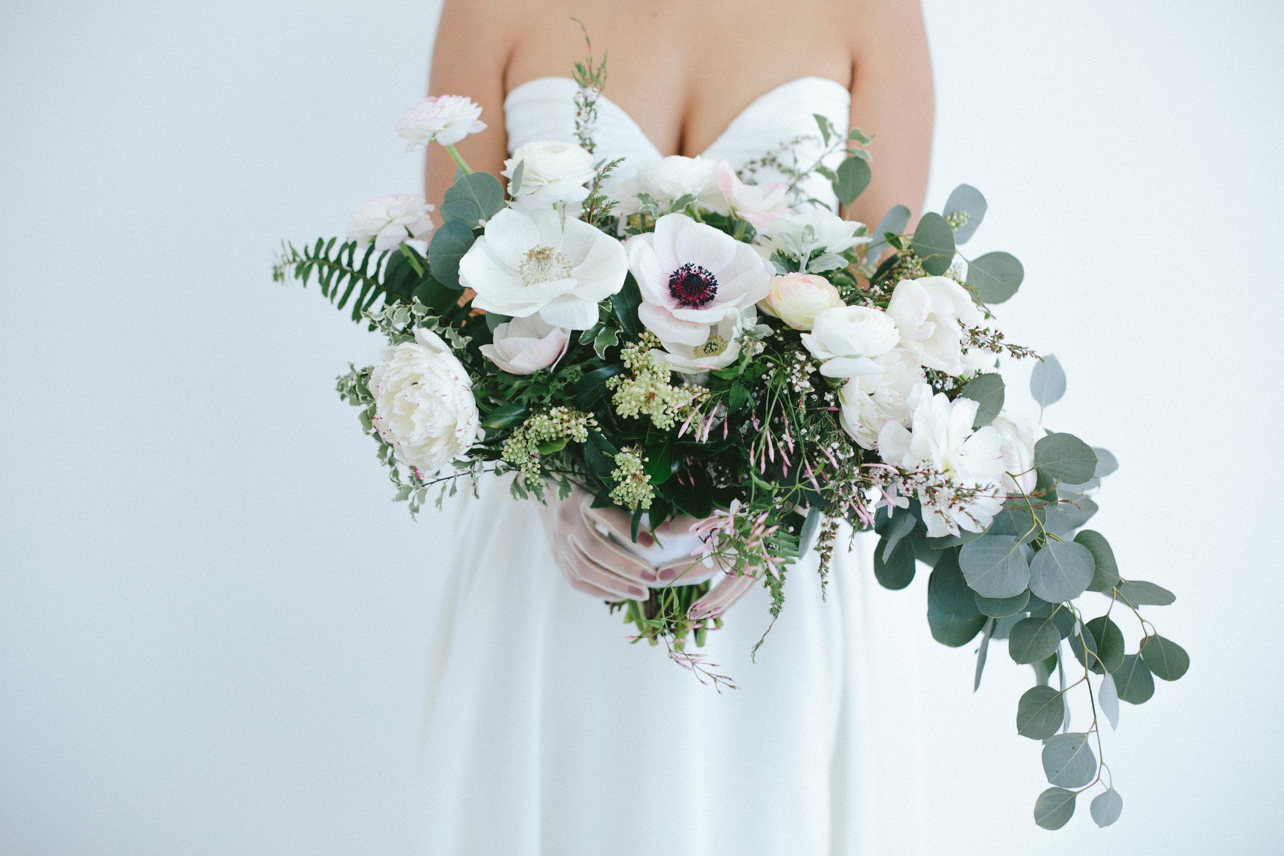 Frances + Bucky // Photographer: Linda Abbott, Floral Designer:  Revel Petals