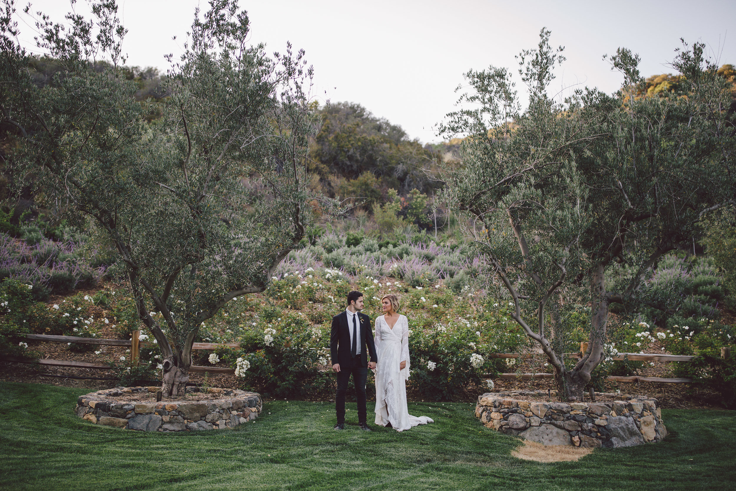 Andi + Brett // Stonewall Ranch Malibu Venue — Art & Soul