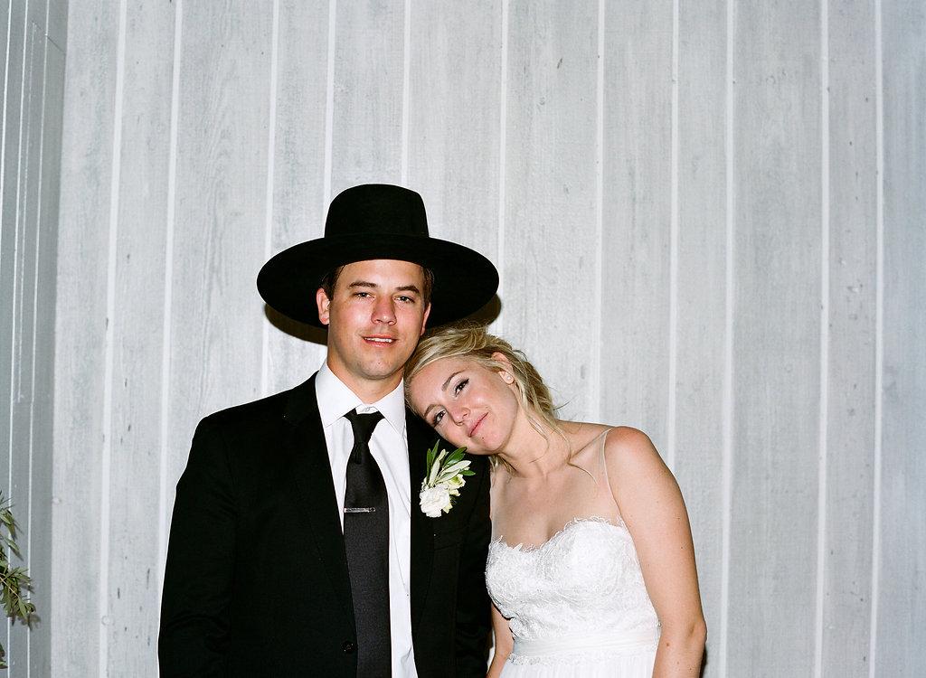 Drake wearing Photographer Ben Christensen's big old hat:)