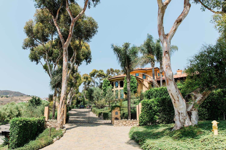 Malibu Wedding Venues.Villa Sancti Malibu Br Art Soul Events Los Angeles Wedding