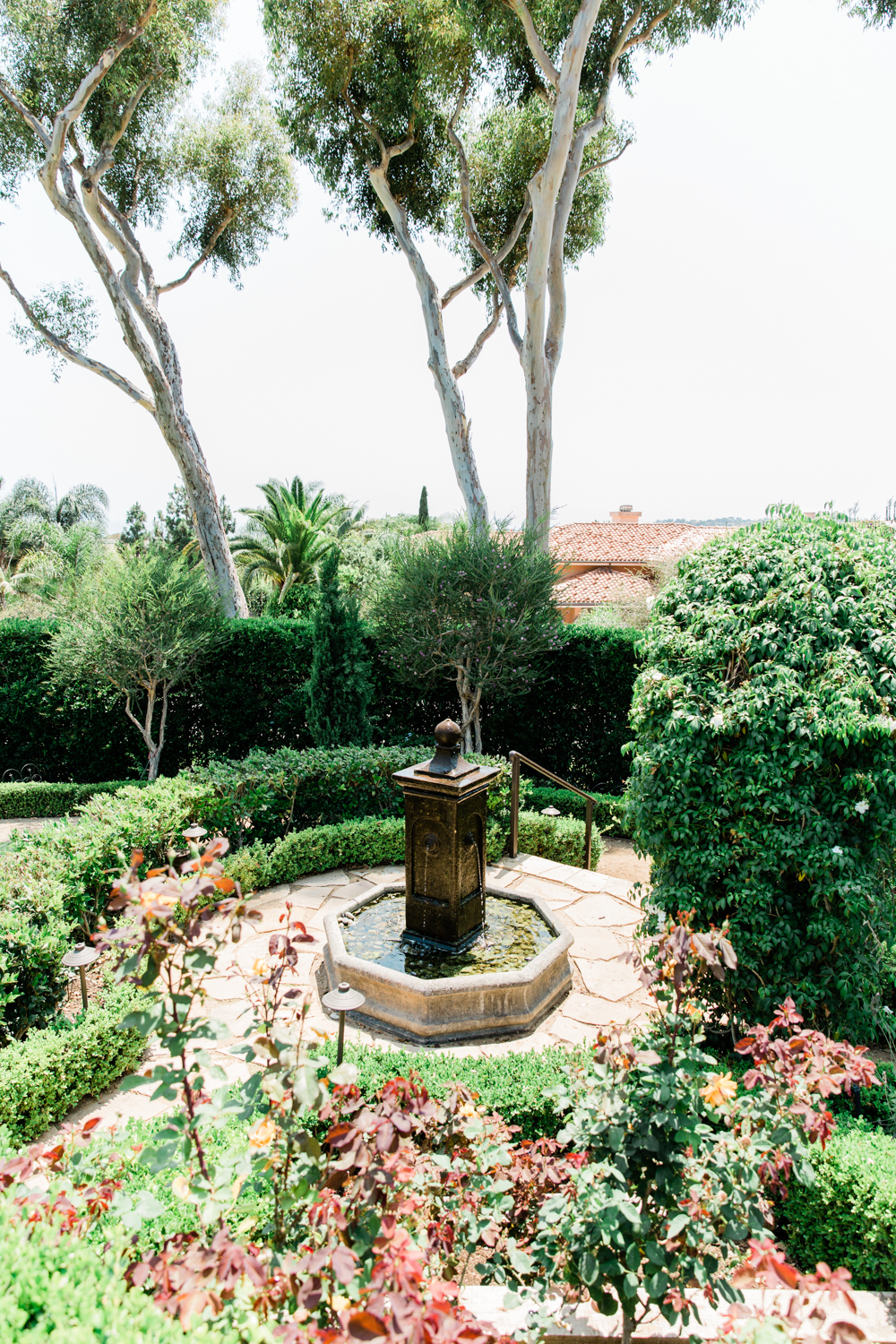 Villa Sancti Malibu Tuscan Estate Wedding Venue -Art & Soul Events- Loie Photography