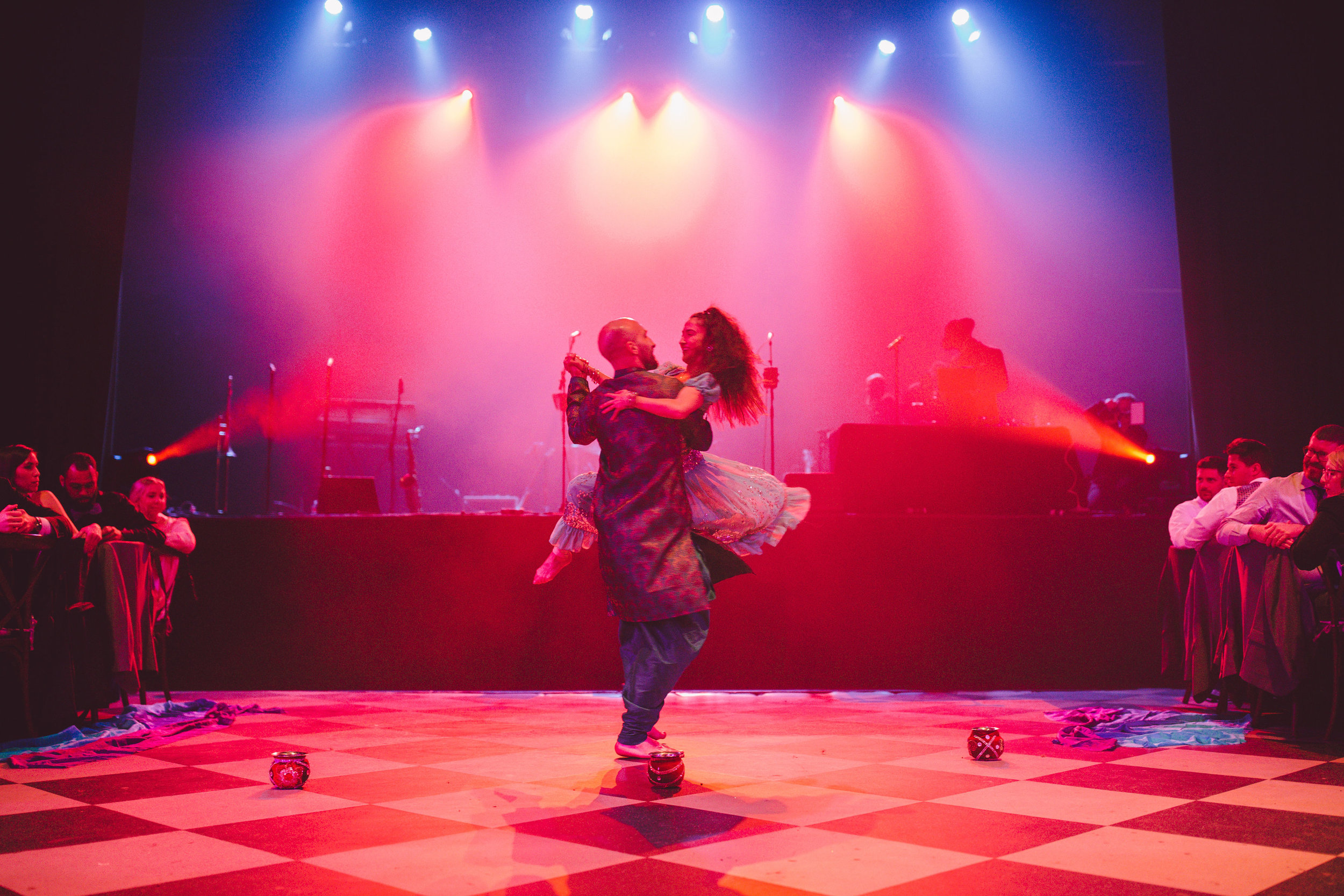 The-Fonda-Theatre-Los-Angeles-Wedding-Planner-Indian-Dancers