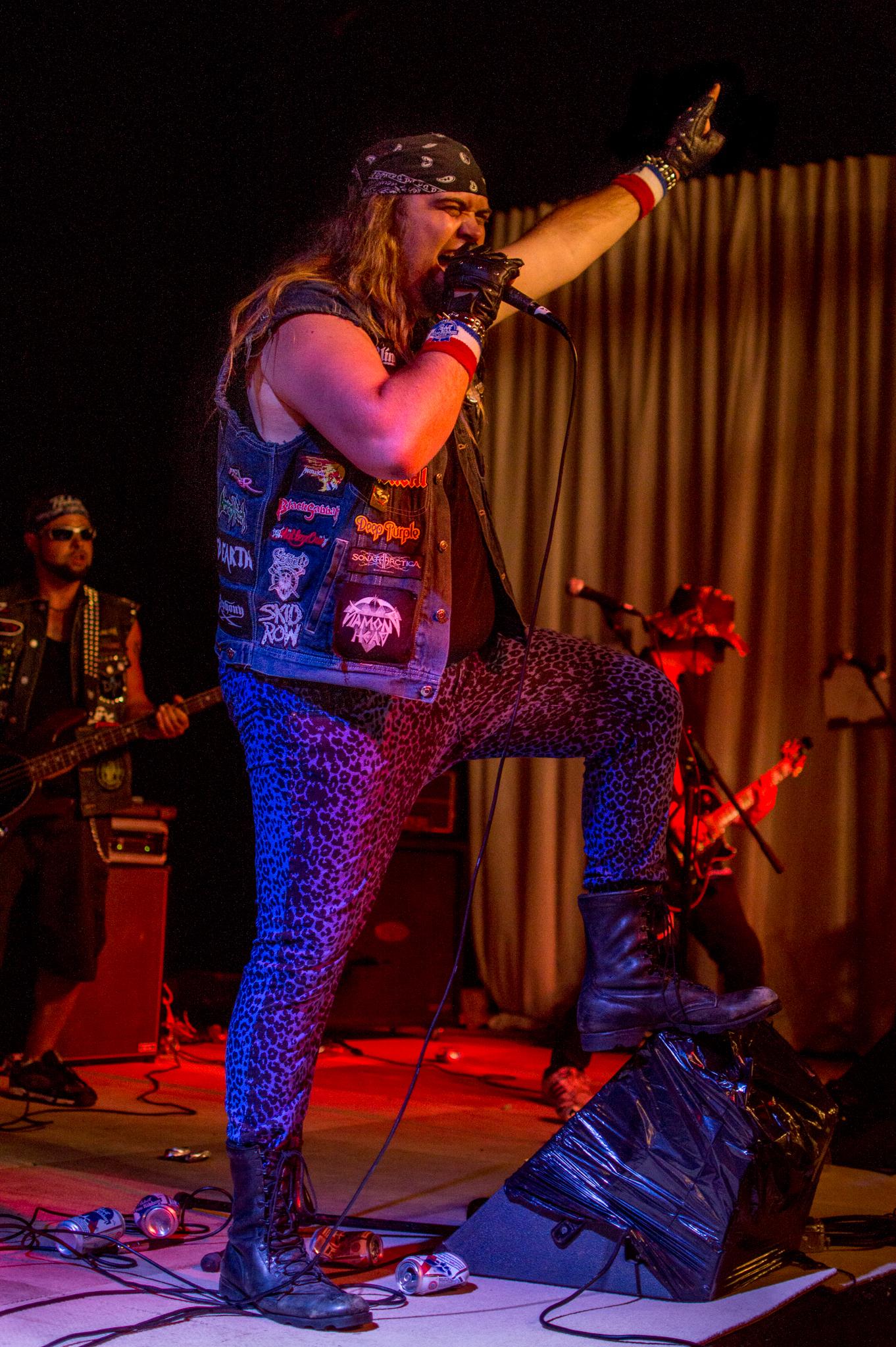 Omnislash at Heavy Rebel Weekender