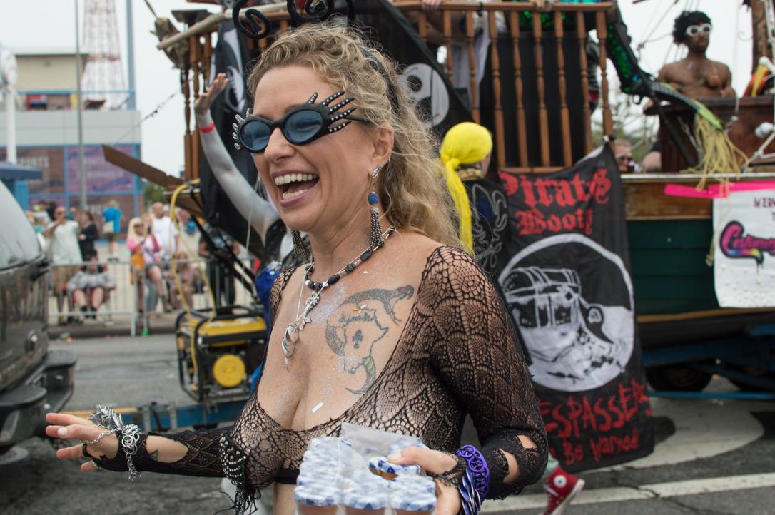 Coney Island Mermaid Parade 2017