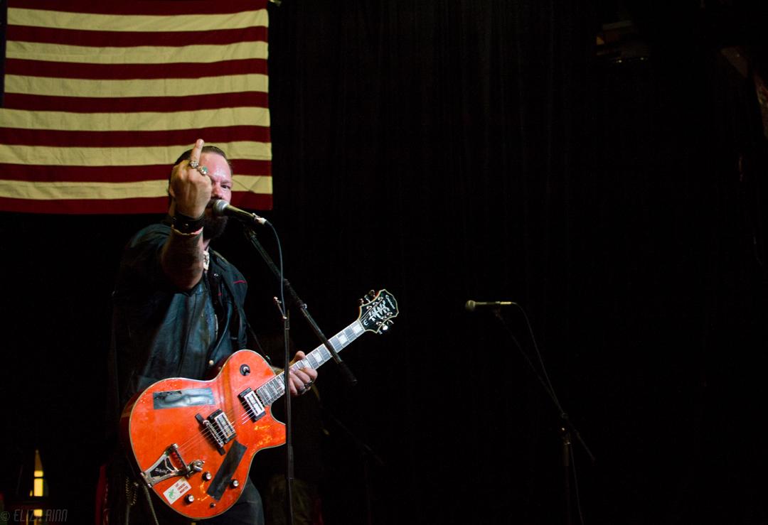 St Christopher at Heavy Rebel Weekender 2017