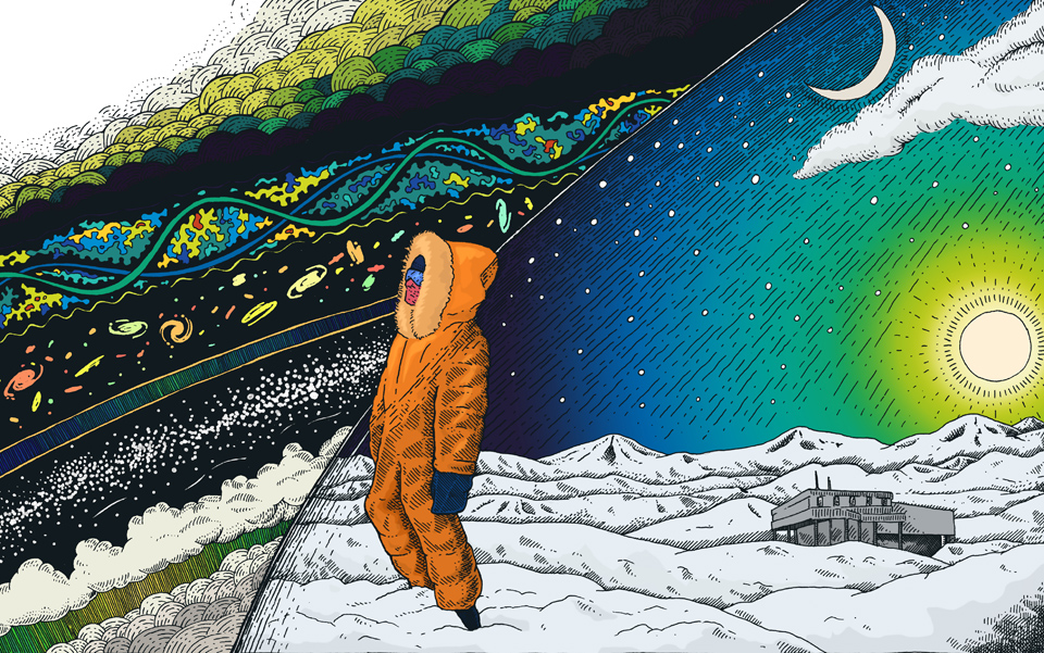 Feature essay on the history and future of cosmology for  Aeon Magazine .
